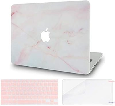 LuvCase 3 in 1 Laptop Case for MacBook Pro 13 Inch