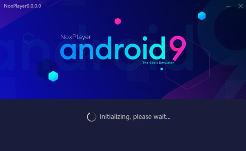 Nox Android 9