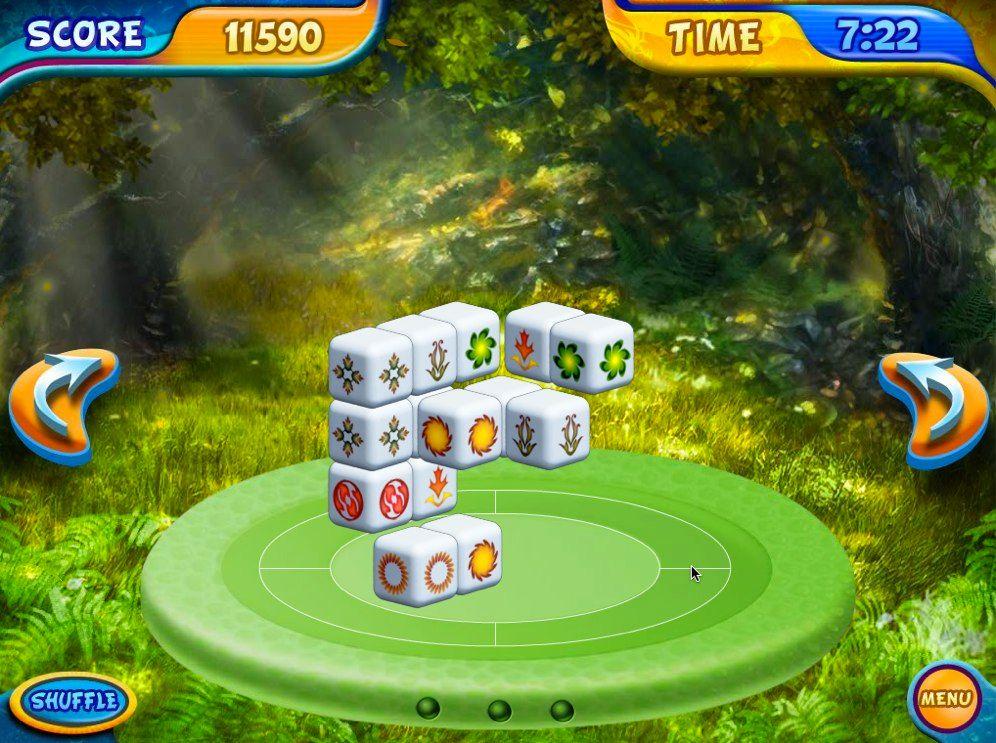 Mahjongg Dimensions Deluxe 3