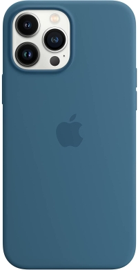 Apple's Silicone Case with MagSafe for iPhone 13 Pro Max