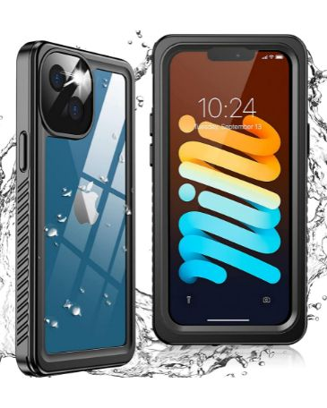 Best Waterproof Cases for iPhone 13 MiniReviewed!