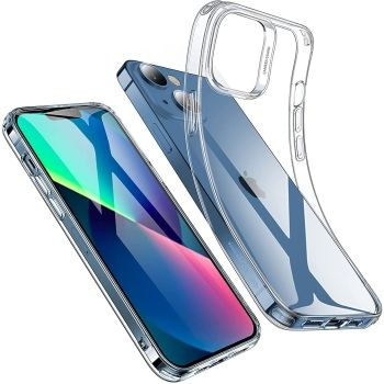 ESR Slim and Clear Case for iPhone 13