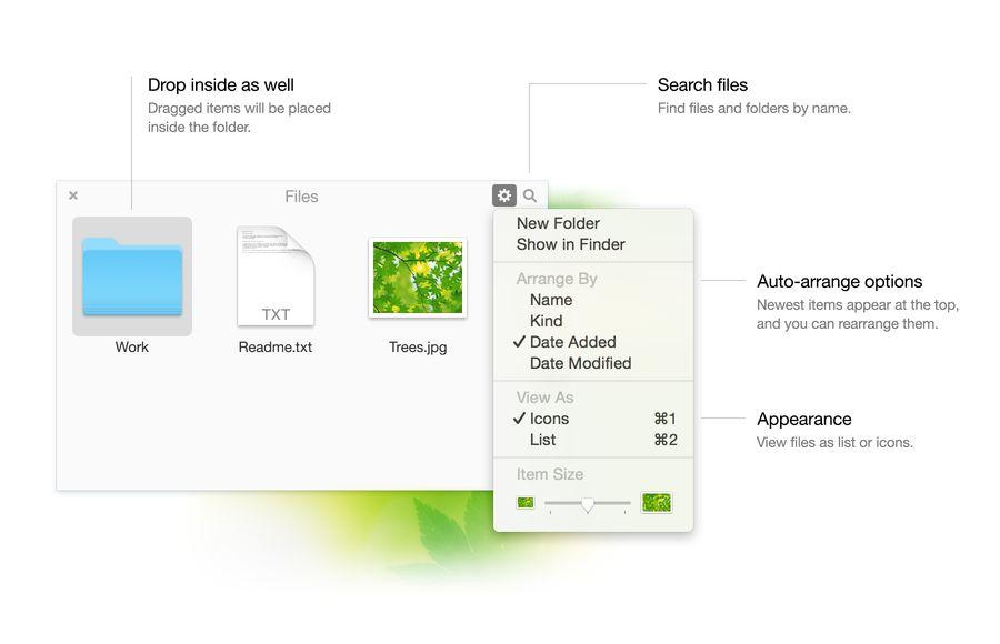 Files UI Unclutter Appp
