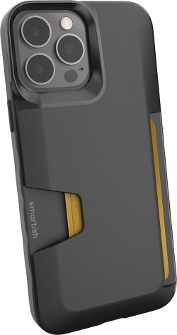 Smartish iPhone 13 Pro Max Wallet Case with Card Holder