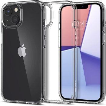Spigen Ultra Hybird iPhone 13 Clear Case