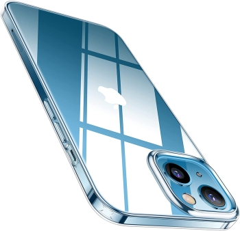 Torras Clear Case for iPhone 13 Mini