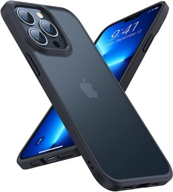 Torras Shockproof Case for iPhone 13 Pro Max