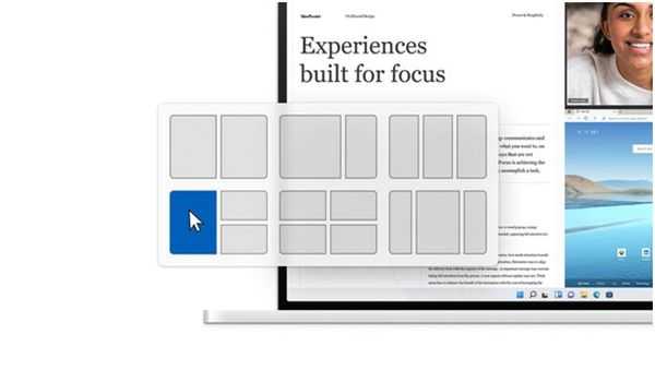 Windows 11 - Features - Multitasking
