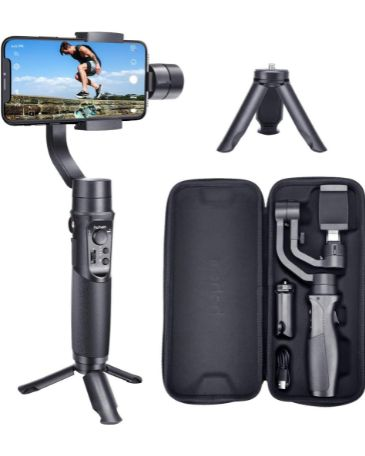 Best Gimbals for iPhone 13, 13 Pro, 13 Pro Max, 13 Mini